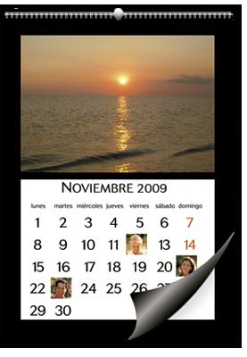 XXL Wall Calendar (35x65)