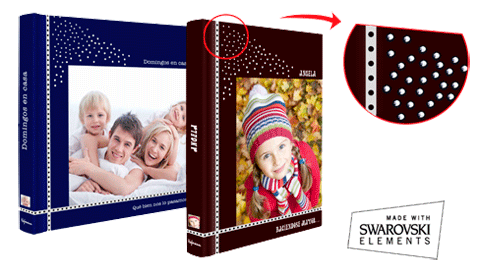 Swarovski Photo Paper Photo Book