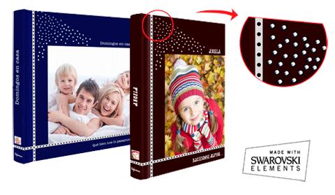 Swarovski Photo Paper Photo Book