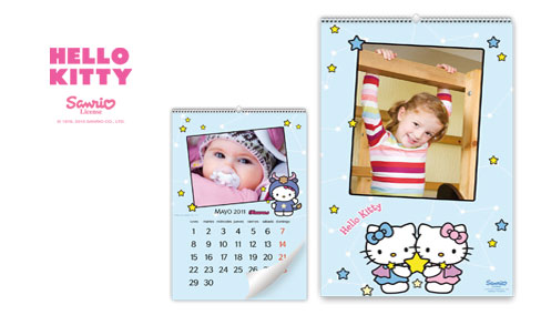 Hello Kitty Wall Calendars (22x30)