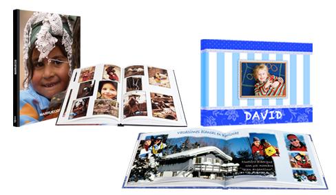 Landscape photo book