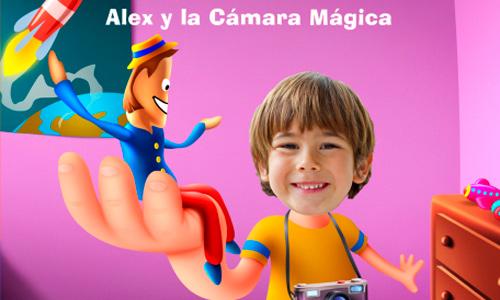 The magic camera
