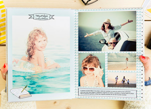 Mr Wonderful photo paper photo book