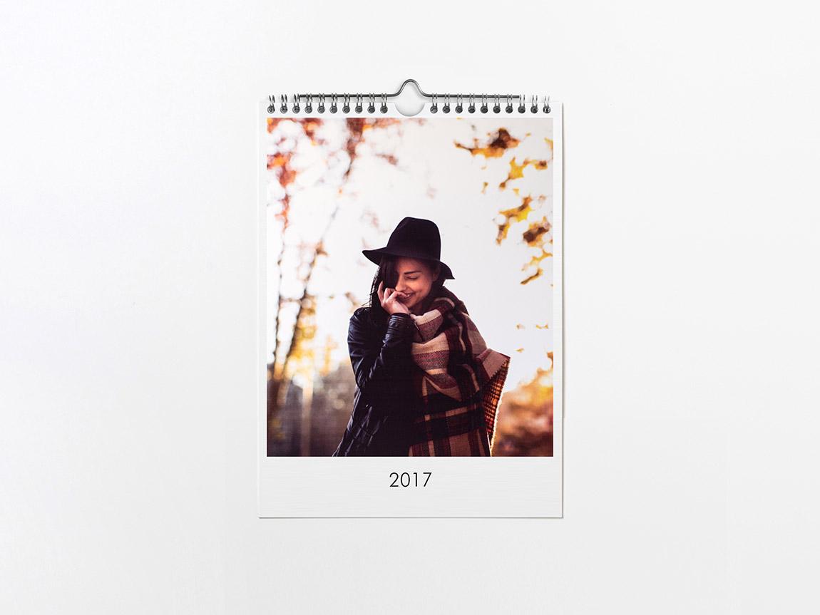 Wall Calendar online (21x28)