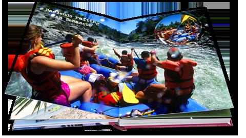 Photo Paper Photo Book vertical