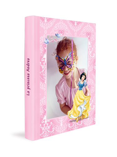 Disney Princess Photo Book