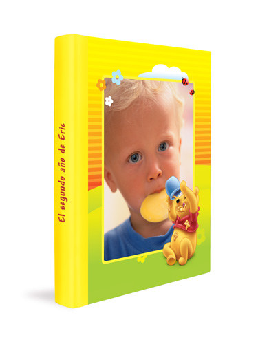 Winnie the Pooh Photo Book