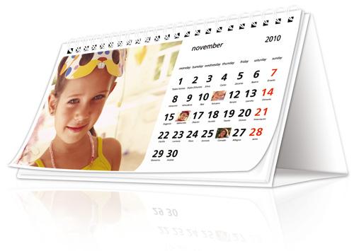 Desktop Calendar (22x10)