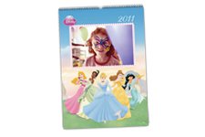 Disney Princess Wall Calendar (30x45)