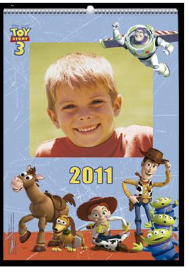 Disney Toy Story Wall Calendar (30x45)