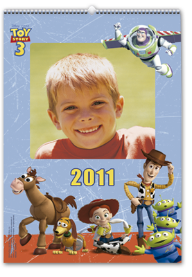 Disney Toy Story Wall Calendar (22x30)