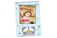 Hello Kitty Wall Calendar (30x45)