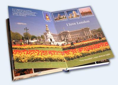 Digital Photo Book Vertical