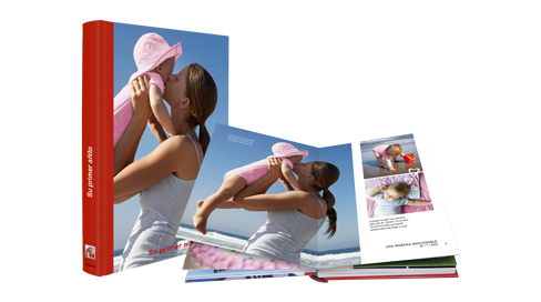 Digital Photo Book Vertical